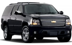 THINKLimo Premium SUV Chevrolet Suburban