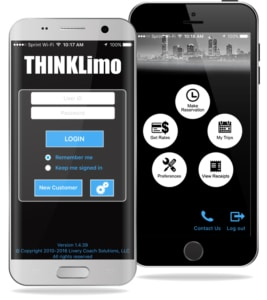 The THINKLimo App