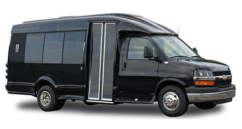 THINKLimo Premium Chevrolet Van