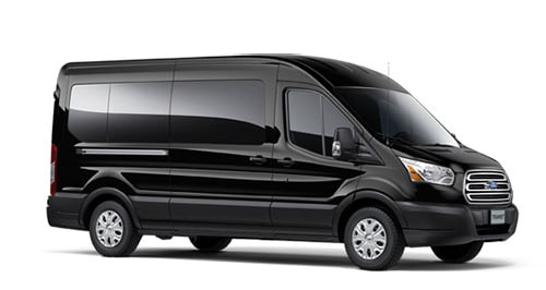 THINKLimo Premium Ford Transit Van